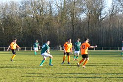 USSM -- FRANGY = 3-0 ***19/02/17 ****  FIN - Union Sportive San Martinoise ( USSM )