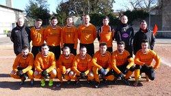 EQUIPE A    Match contre Près St Jean   0-4 a la 68' Match arrêté - Union Sportive San Martinoise ( USSM )