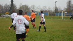MATCH EPERVANS -USSM   0-0 - Union Sportive San Martinoise ( USSM )