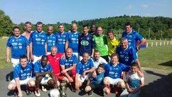 Finales départementales des vétérans 2018 - US St Jean sur Mayenne Football