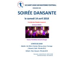Soirée Dansante 2018