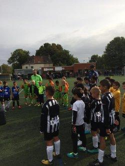 Plateaux rentrée du foot U9 - Union Sport Tourcoing Football