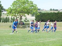 28 05 2017 : dernier match de la saison ...le match pour la montée - Union Sportive de Vendeuvre