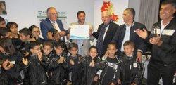 REMISE LABEL QUALITE LE 2 OCTOBRE 2015 - U S Venissieux Football