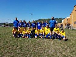 U13 à Chabon 09/2018 - USV FOOT SAINT GEOIRE EN VALDAINE