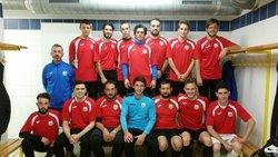 voila notre équipe senior saison 2016/2017 - Union Sportive du Val d'Issole