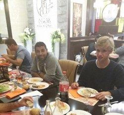 Repas Sénior au Bonheur d'Asie - vendredi 22 septembre 2017 - Union Sportive Vallée du Jabron