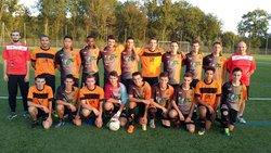 U19 : photos équipe + 1er match sur le synthétique à St Genix - Vallée du Guiers FC