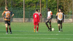 VDGFC - St Chamond 1-2 cruelle défaite - Vallée du Guiers FC