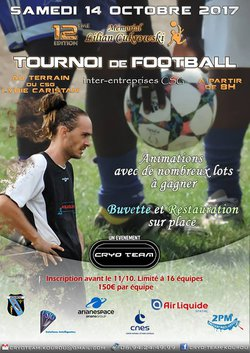 Tournoi du CSG 2017 - Vendredi Football Club