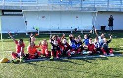Journée Continue U6 et U7 le Me 15/02/2017 - VIERZON FOOTBALL CLUB