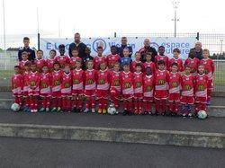 Sa 22/09/18 Rentrée U8 et U9 à Brouhot en compagnie de Chaillot... - VIERZON FOOTBALL CLUB