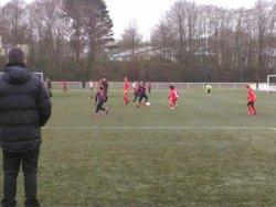 Match des U13F VGA Bohars contre Le Stade Brestois 29 (13/01/20187) à La Cavale. - VGABohars Féminines