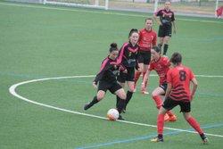 Les U17F VGA Bohars Contre Dirinon (Coupe du District-Finale départementale.) 26/05/2018 - VGABohars Féminines