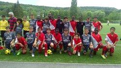 Saison 2017/2018 les u12 à la Gif Cup - FOOTBALL CLUB OLYMPIQUE DE VIGNEUX