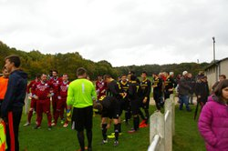 MOREE VNC Coupe loir et cher 29 10 2017 - Vernou Neung Courmemin Foot