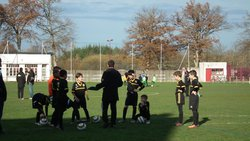 match U11 26/11/2016 - Vernou Neung Courmemin Foot