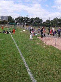 Mercredi 6 Septembre ... c'est la reprise école de foot EVSABB - ENTENTE VOULMENTIN ST AUBIN LA COUDRE