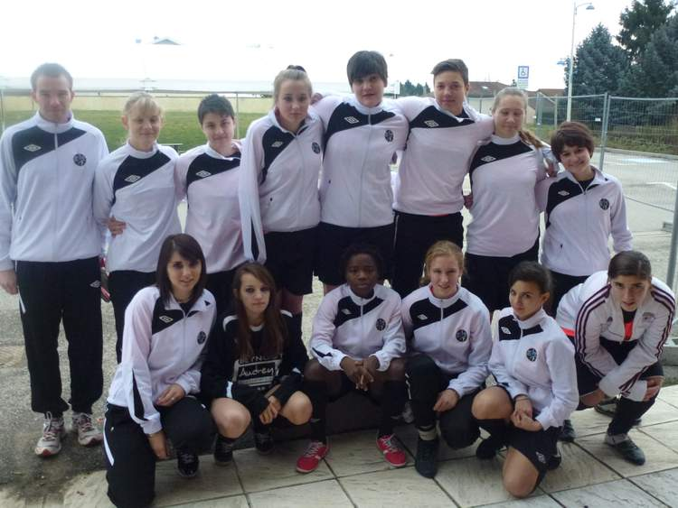 actualit 233 les seniors feminines chionne club football ain sud foot footeo