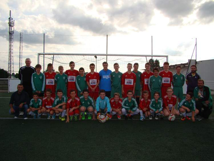 Ajax Daumeray U14/U15