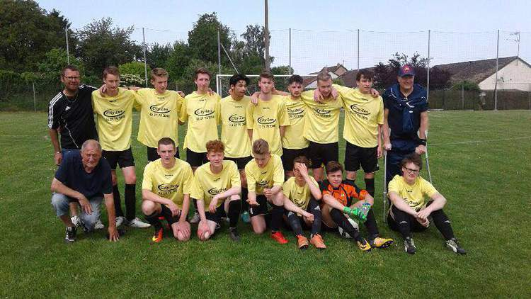 U18 - AS Gouzeaucourt