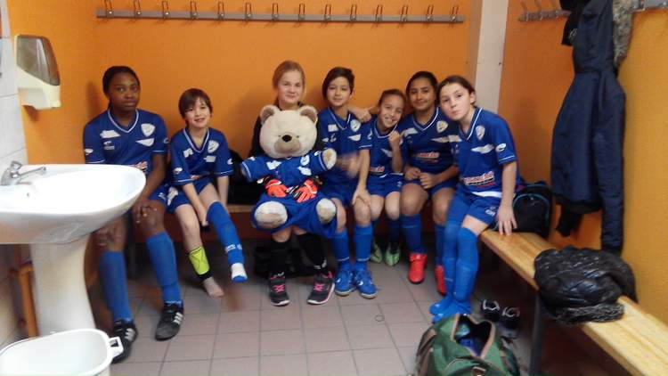 Equipe U13F