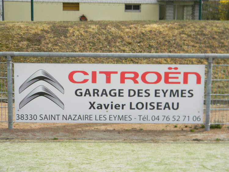 Actualit partenaires mr xavier loiseau garage club football association sportive - Garage citroen saint nazaire ...