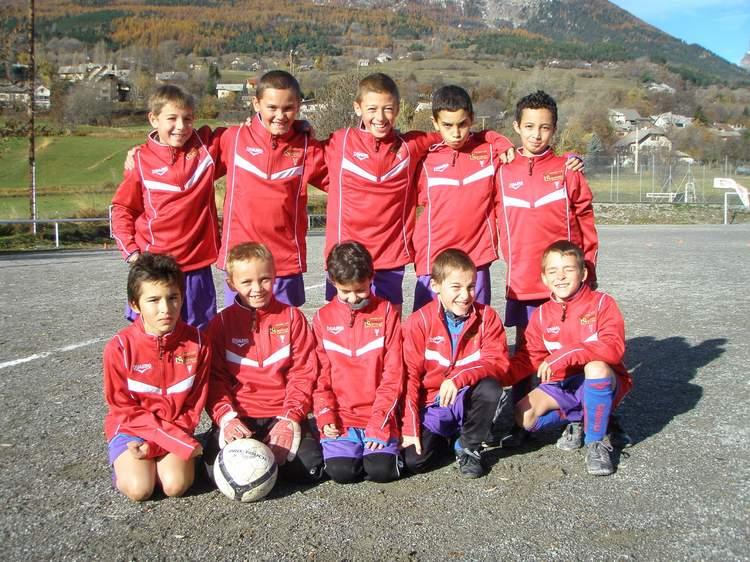 Briançon U11