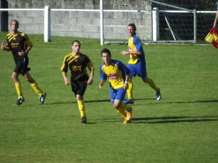 Actualit match coupe du centre ouest romain pons club football cercle athl tique - Resultat coupe du centre ouest ...