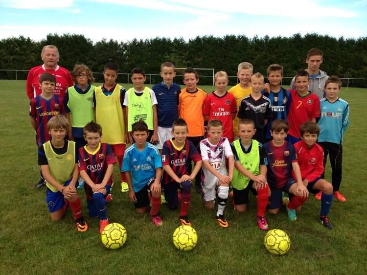 Equipe - U13 - U 13 EXCELLENCE - club Football CAFC ...
