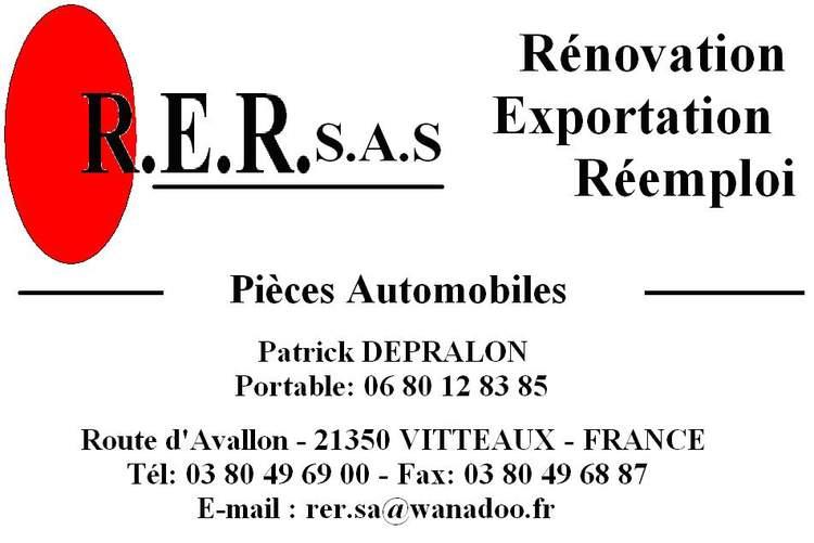 RER SAS