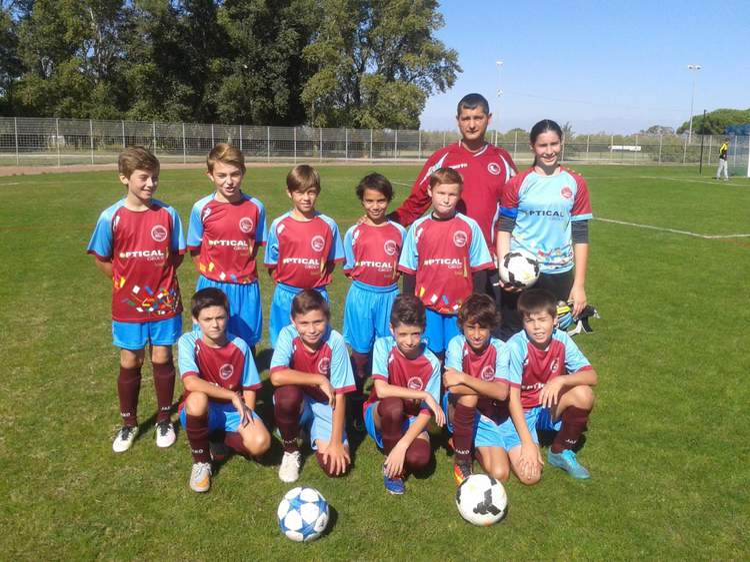 Equipe B U12-U13 (2005-2004)
