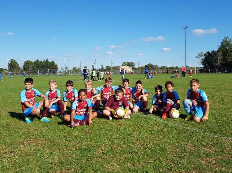 Equipe U10 (2007)