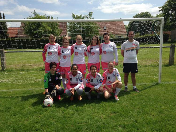 CHATEAU ETAMPES FC Féminines