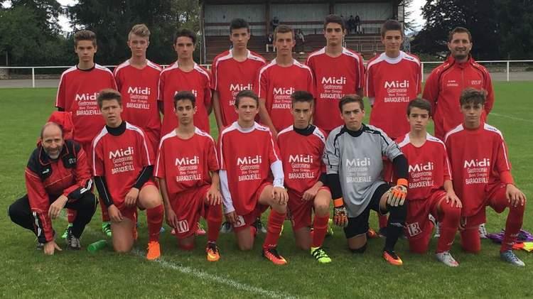 U17 équipe 1