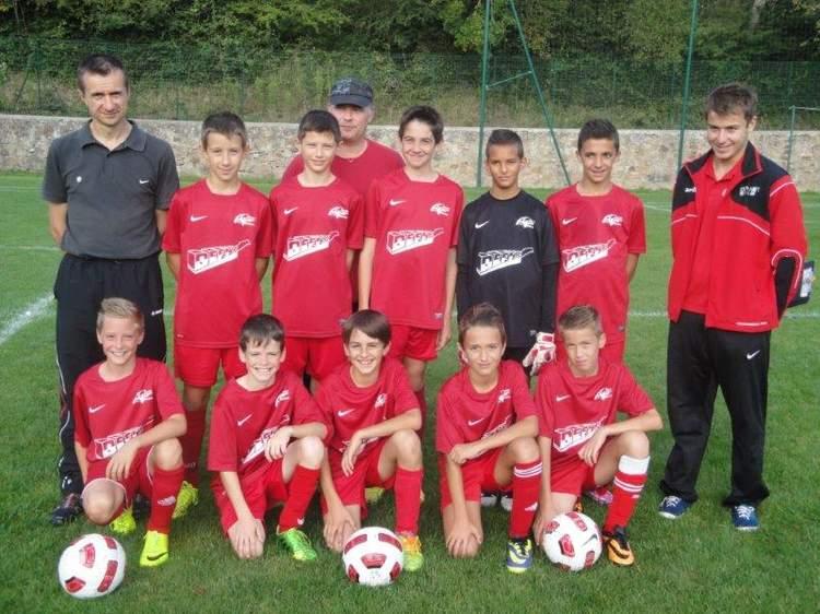 U13 à 8 équipe 1 (nés en 2002 - 2003)