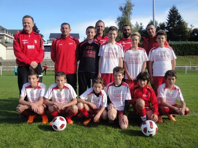 U13 équipe 1 (nés en 2003 - 2004)