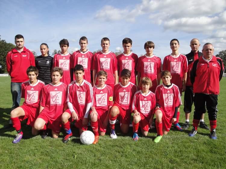 U15 équipe 1 (nés en 1998-99)
