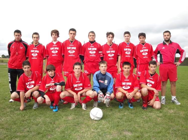 U17 (nés en 1995-96)