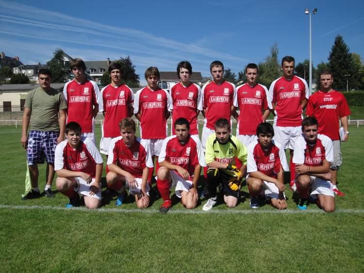 U19 (nés en 1993-94)