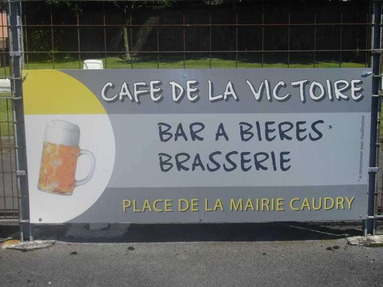 CAFE DE LA VICTOIRE