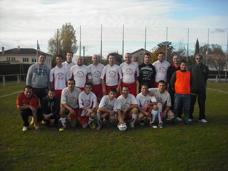 FC Albias-Sénior 2