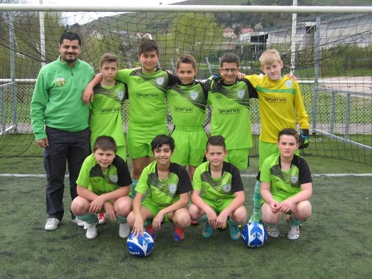 Equipe U13 1