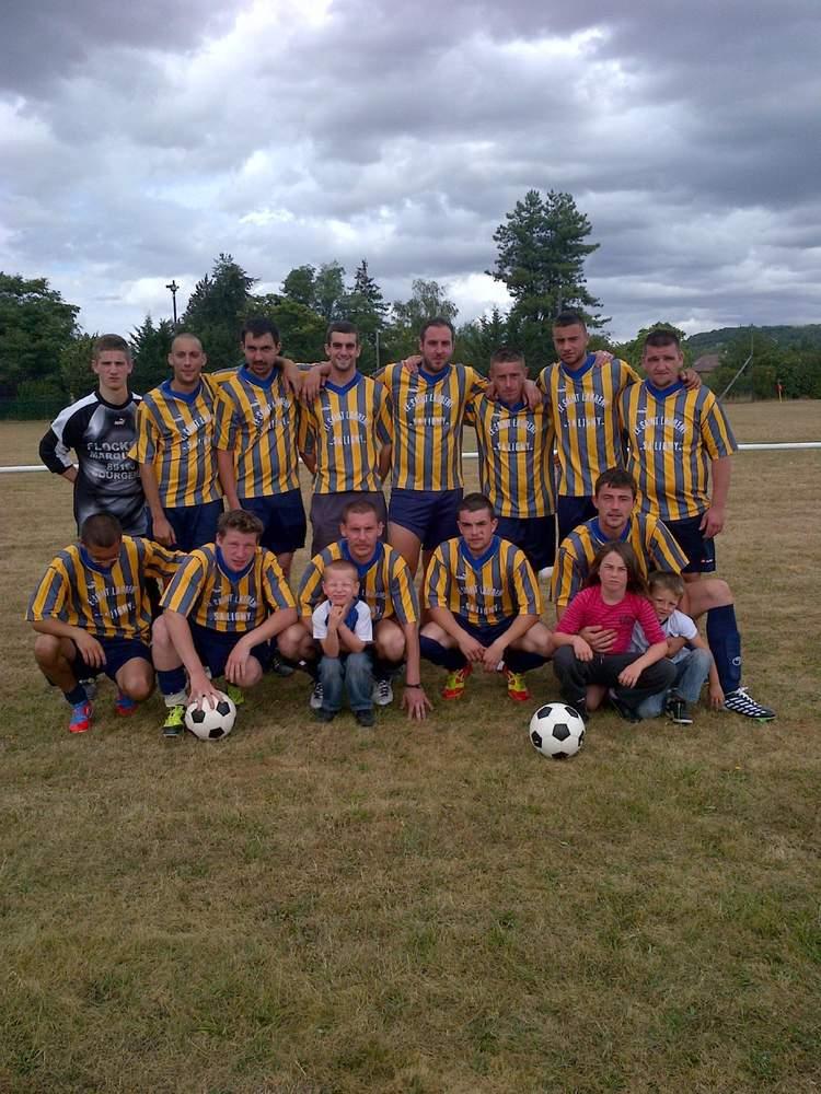 FC Fontaine la gaillarde 1