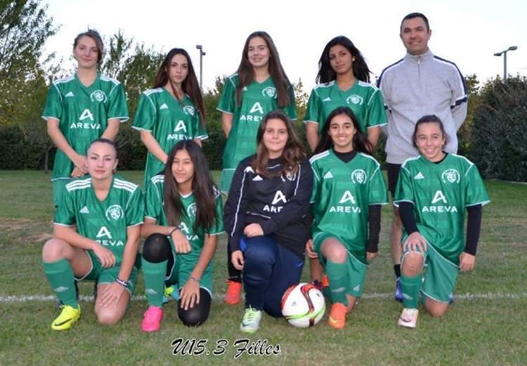 U15 Féminines