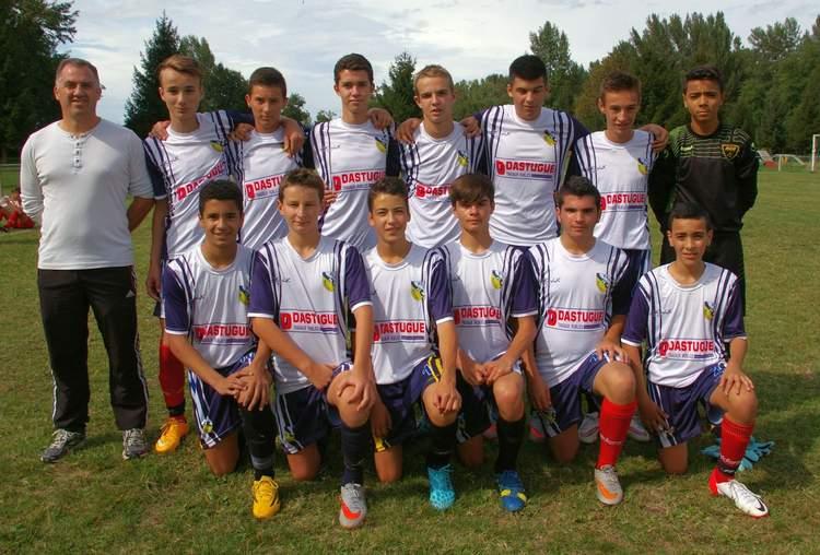 FC Nestes-Galan-FC Plateau 1