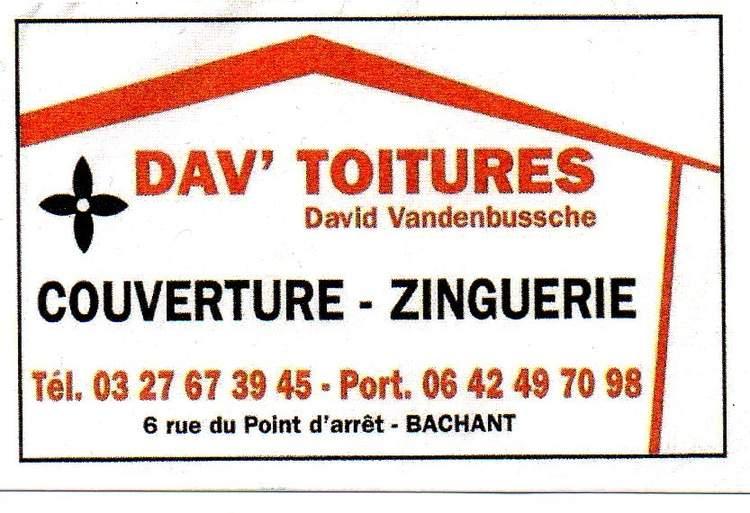 DAV' TOITURES