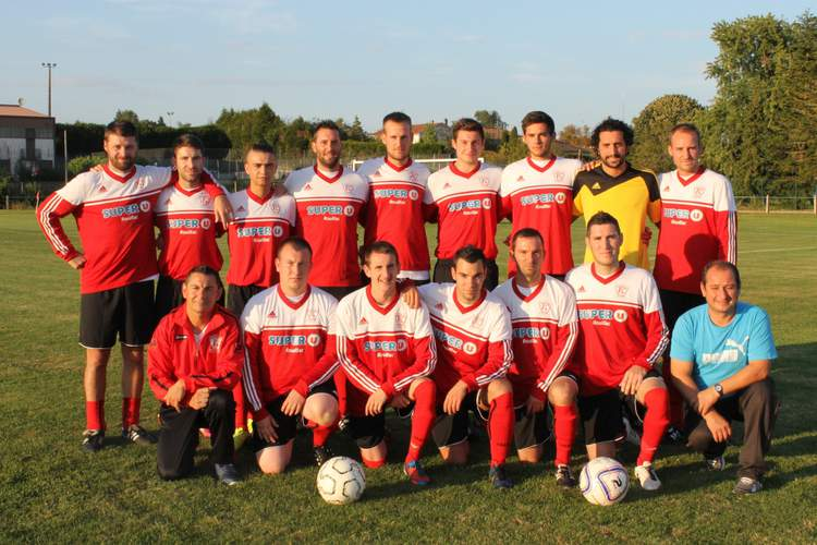 FC ROUILLAC A