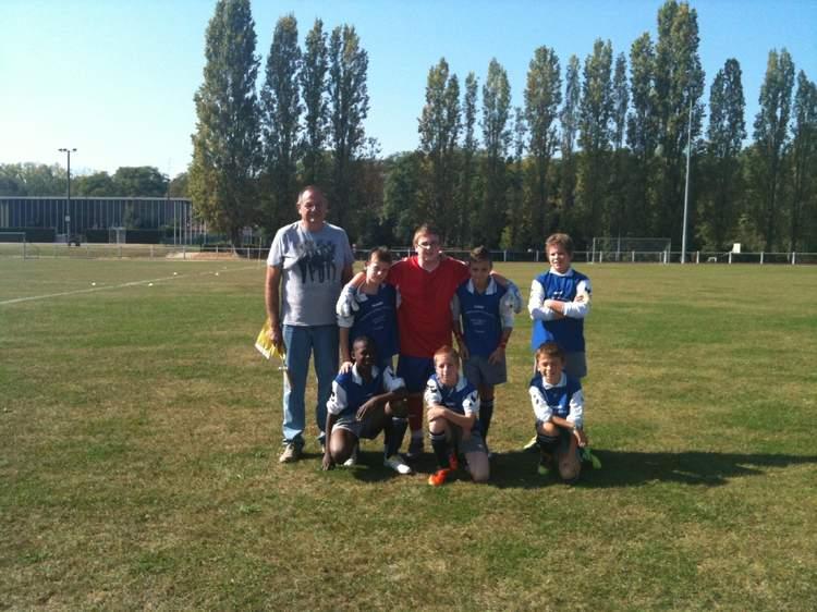 U13 FC Sourdun