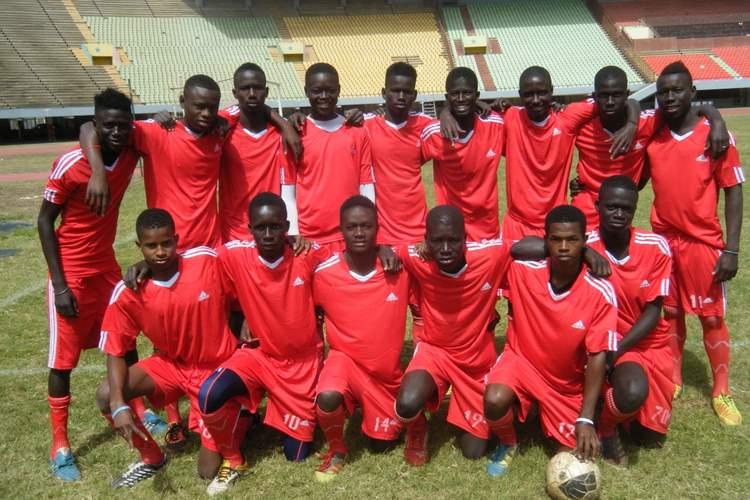 Centre Foot Dakar